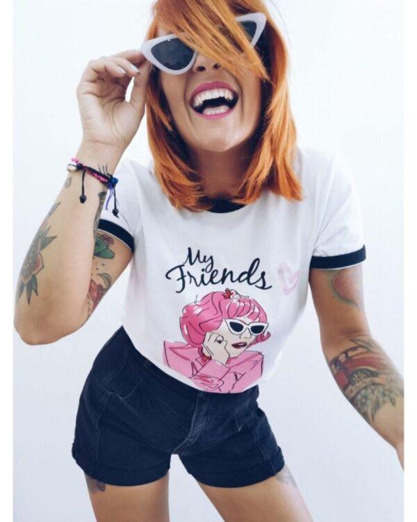 Camiseta frenchy