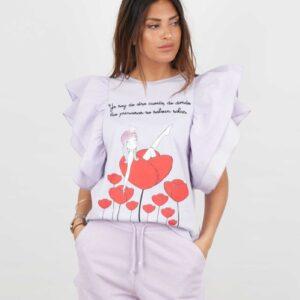 Camiseta cuento
