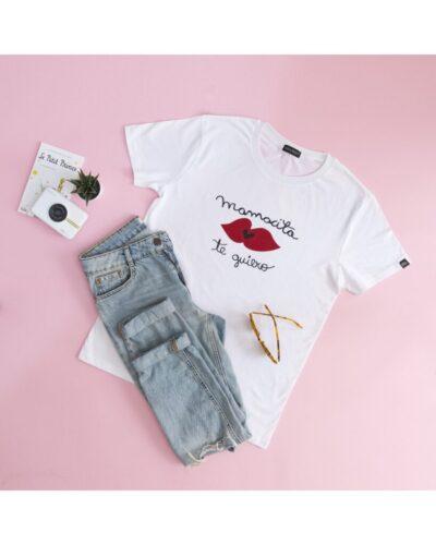 Camiseta mamacita te quiero